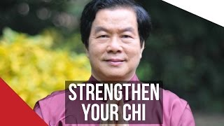 HOW TO STRENGTHEN YOUR CHI | Mantak Chia on London Real