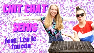 CHIT CHAT SEMIS avec Léa Le Faucon, illustratrice-tatoueuse
