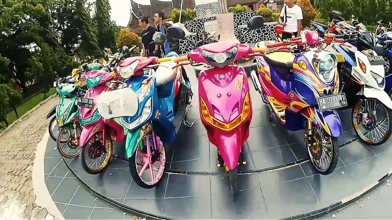 Modifikasi Motor Padang City West Sumatra Motor Motor Unik