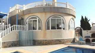 Ciudad Quesada - 4 Bedrooms Detached Villa with Pool, BBQ & Guest Annex - (©WhiteVillasInSpain)