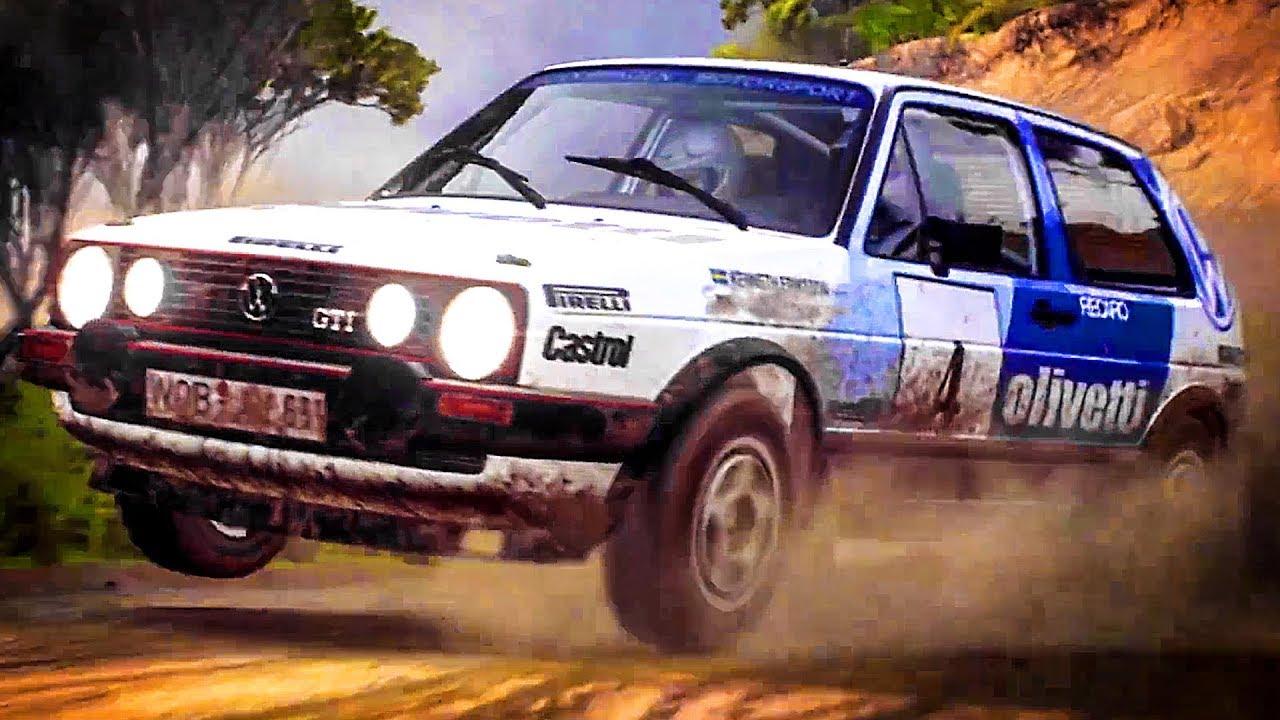 Dirt 2 review gamespot.