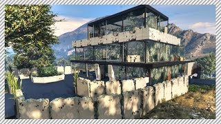 DESTROYING EXPENSIVE PRIVATE LAKE HOUSE MANSION!!!!
