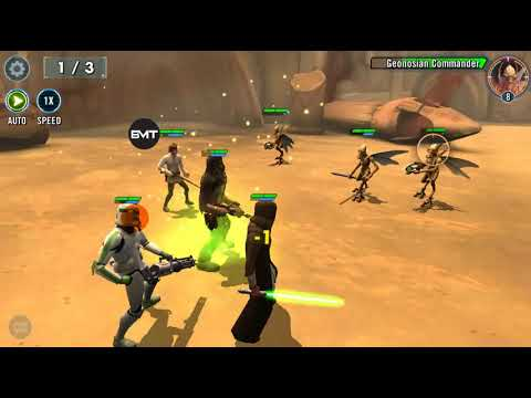 Game Star Wars™: Galaxy of Heroes v0 16 469795 MENU MOD