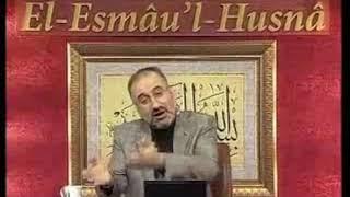 Allah'ın isimleri olduğu gibi fiilleri de vardır - Mustafa İslamoğlu