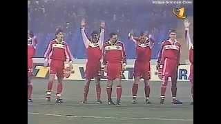 СПАРТАК - Лидс Юнайтед (Лидс, Англия) 2:1, Кубок УЕФА - 1999-2000(2 декабря 1999 года, Кубок УЕФА - 1999-2000, 1/16 финала София (Болгария),
