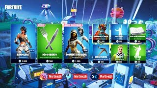 *NEW SKINS IGNEO AND DUO COVERED * FORTNITE STORE June 15 - Martinezjlr