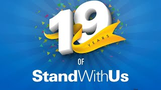StandWithUs 19th Birthday Party