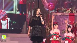 [2010.12.02] Lena Park - All I Want for Christmas is You ( FanCam / Cover )