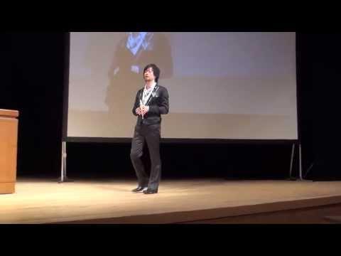 《大感謝祭》吉村啓志社長 渋谷公会堂3000人講演