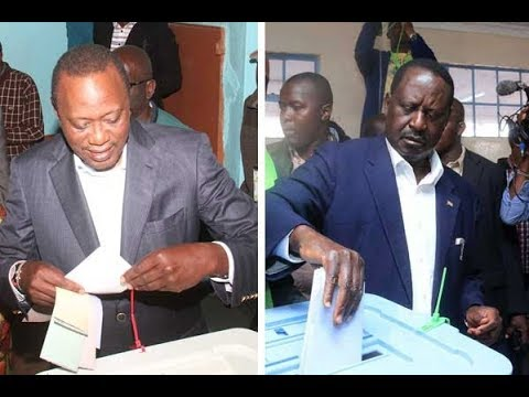 To vote or not to vote - Kenya's dilemma on October 26 presidential election