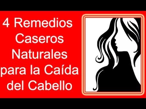 remedios naturales caida del cabello en mujeres