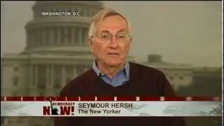 Training Terrorists in Nevada: Seymour Hersh on U.S. Aid to Iranian Group. Part 2 of 2