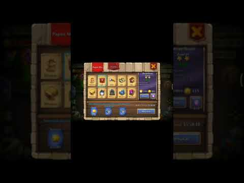 Castle Clash : Vlog Complete Quests Day 1