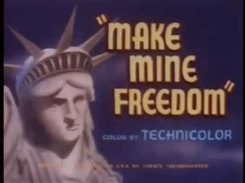 Make Mine Freedom by Sutherland (John) Productions