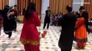 Best Attan dance by Afghan girls in Ottawa University Canada
