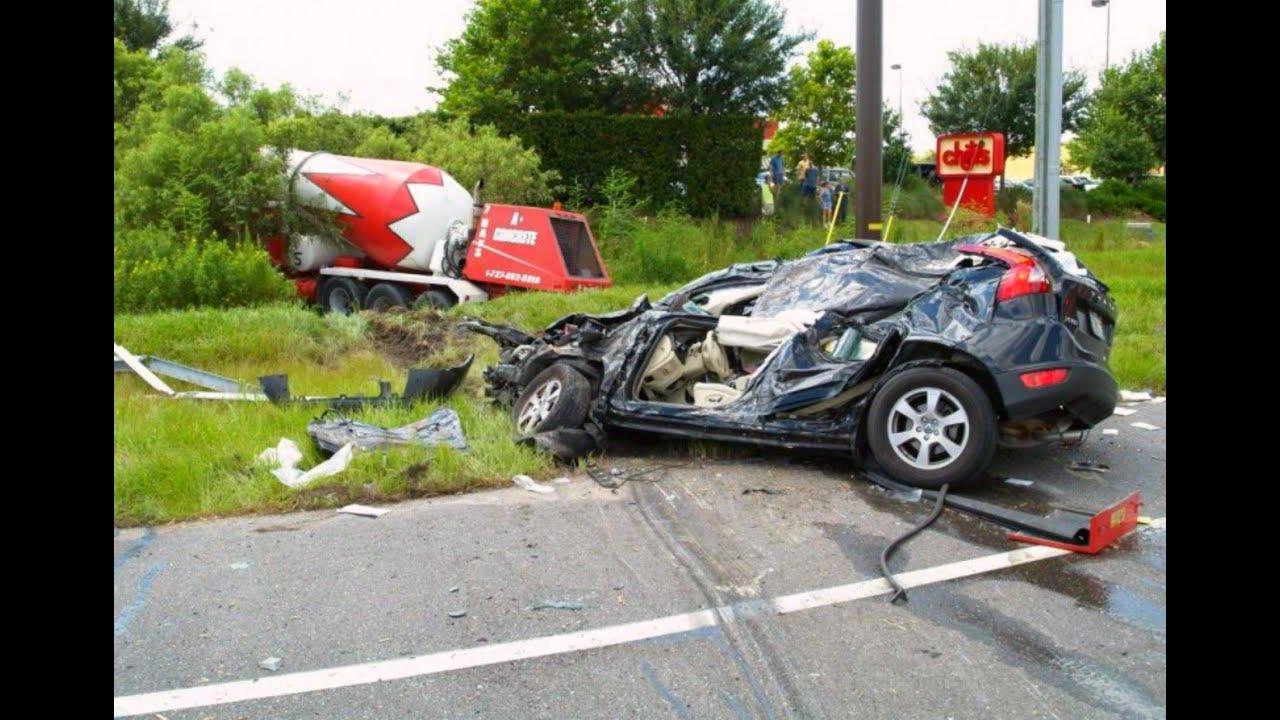 Amazing CAR CRASH COMPILATION - Crazy Traffic Accident - Best Dash ...