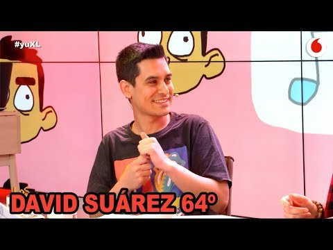 David Suárez contra (todos) los cómicos #yuXL