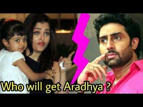 Aishwarya Rai Bachchan and Abhishek bachchan to finally divorce and fight for Aradhya's custody