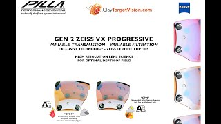 Pilla Eyewear's Gen 2 Progressives