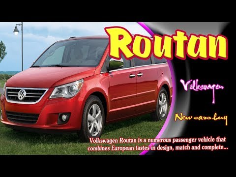 2019 Volkswagen Routan | 2019 Vw Routan minivan | 2019 Vw Routan facelift | new cars buy