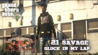 21 Savage x Metro Boomin - Glock In My Lap (  MUSIC VIDEO ) [4K]