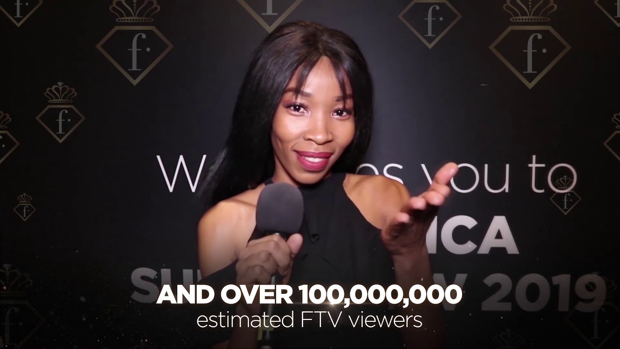 FashionTV Gaming launched BIG during the South Africa Show | FashionTV | FTV