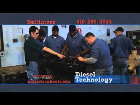 Discover Marylands Diesel Training School - North American Trade Schools