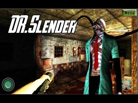 DR Slender - Gameplay