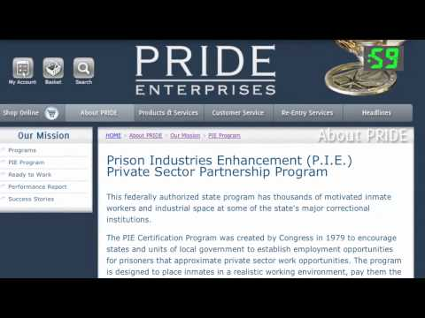 ALEC Exposed - Prison Labor.avi