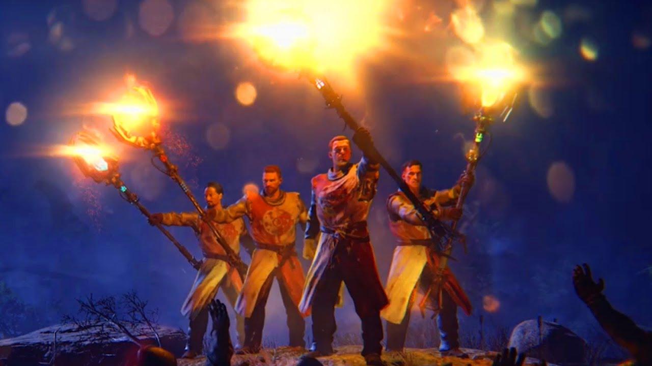 Black Ops Wallpaper Hd Black Ops 3 Zombies Quot Revelations Quot Ending Cutscene Quot Easter