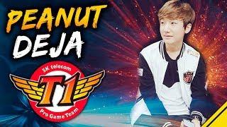 PEANUT DEJA SKT | Noticias League Of Legends LoL esports