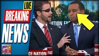 BREAKING: Dan Crenshaw Has PERFECT RESPONSE When CBS Panel Dems Say Trump is 'Undermining Democracy'