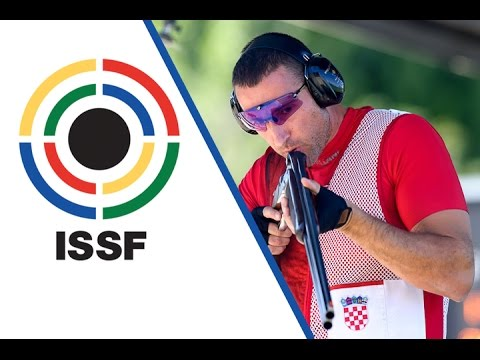 Finals Trap Men - 2015 ISSF Shotgun World Cup Final in Nicosia (CYP)