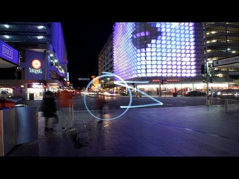 Rundle mall Adelaide timelapse (Sony Vegas Edition)