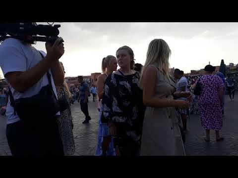 Kamal Ounejjar || Fixer in Morocco || MOROCCO FILM || TV2 Danemark