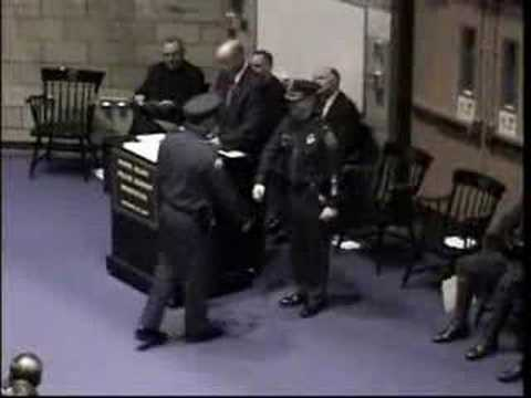 2007 RI Police Academy 106th Commencement