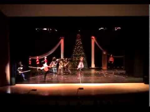 Studio K Nutcracker 2012 part 1(high school performance)
