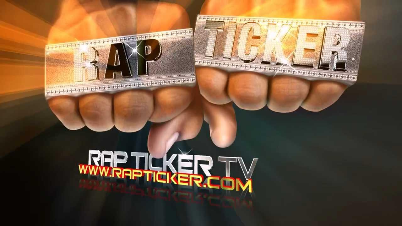 Download RapTicker 3D Intro [RapTickerHD 2013]