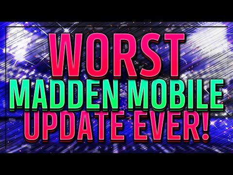 LIVE CHAT WITH SLAY, DHITMAN, AND MORE! EA CRACKS DOWN ON MADDEN MOBILE 18 AUCTION HOUSE!
