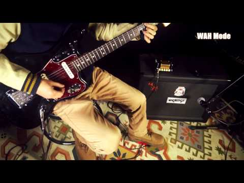 "[Soul Press] Wah/Volume/EXP Pedal Demo - Hotone ""Press"" Series Pedal"