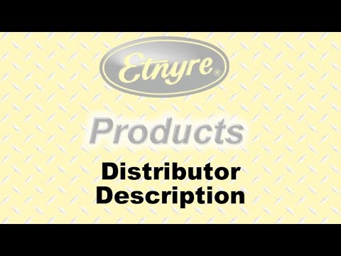 Distributor Description