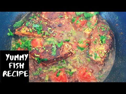 Bangladeshi Style Leather Jacket Fish Curry (Vuna)||Yummy Fish Recipe||মজাদার লেদার জ্যাকেট মাছ ভুনা