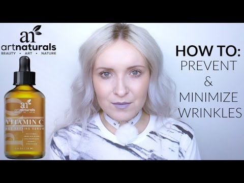 how-to-prevent-and-minimize-wrinkles-with-vitamin-c-|-art-naturals