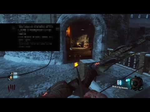 Easter Egg attempt on Der Eisendrache  (Call of Duty black ops 3)