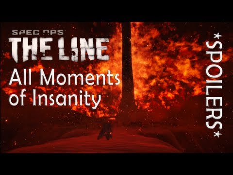 All Insanity moments in
