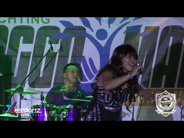 Drum Renato Xessionz ft Jennifer Tordjo Lieve Schat LIVE