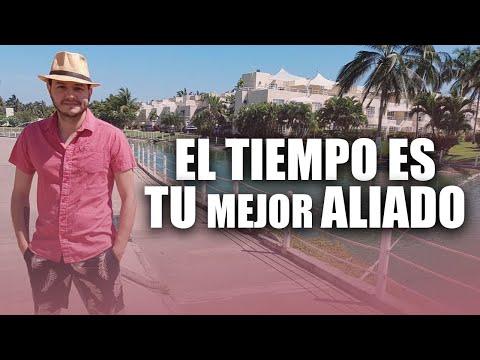 EL TIEMPO ES TU MEJOR ALIADO