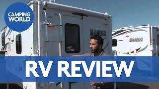 2016 Lance 825 | Truck Camper | 4 Season - RV Review