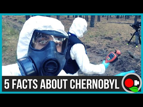 5 Facts About Chernobyl That You Probably Didn't Know