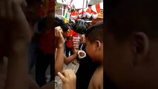 Lomba gigit duit 2017 hut RI